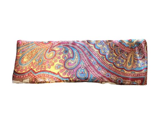 Lavanda jastuče za oči i meditaciju Pastelni kašmir