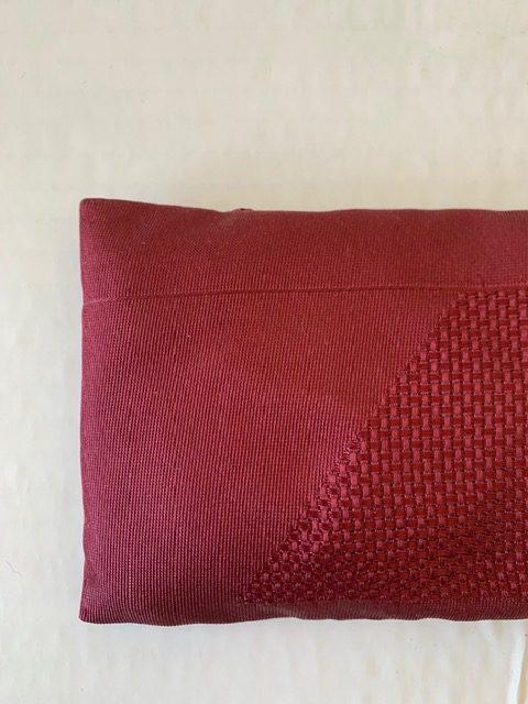 Relaks jastuče od buret svile lavanda i lan