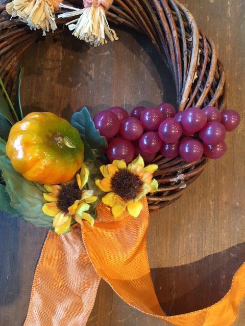 Dekorativni venac za vrata Plodovi jeseni