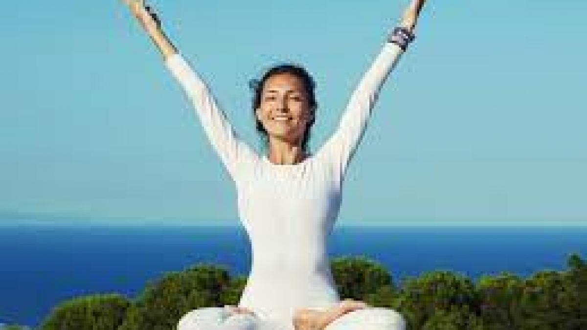 Vežbanjem joge do sreće tehnike, saveti.