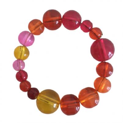Dekorativni prstenčići za salvete Šarene perle